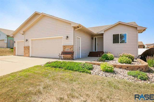 1105 N Advantage Ave, Sioux Falls, SD 57103 (MLS #22005610) :: Tyler Goff Group