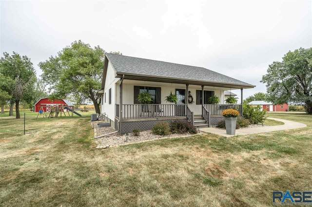 46660 270th St, Tea, SD 57064 (MLS #22005616) :: Tyler Goff Group
