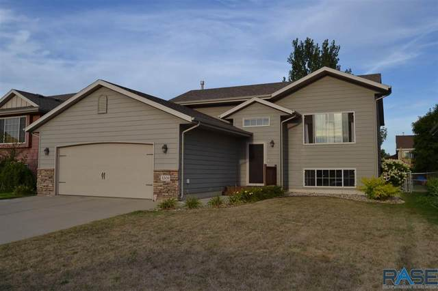 4508 S Vista Park Ave, Sioux Falls, SD 57106 (MLS #22005636) :: Tyler Goff Group