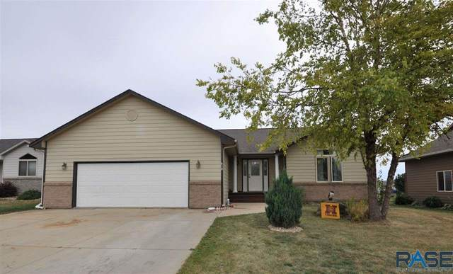 618 Falcon Ave, Harrisburg, SD 57032 (MLS #22005674) :: Tyler Goff Group