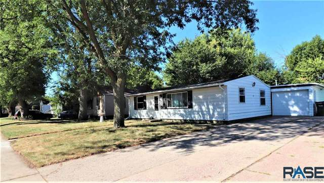 601 S Garfield Ave, Sioux Falls, SD 57104 (MLS #22005694) :: Tyler Goff Group