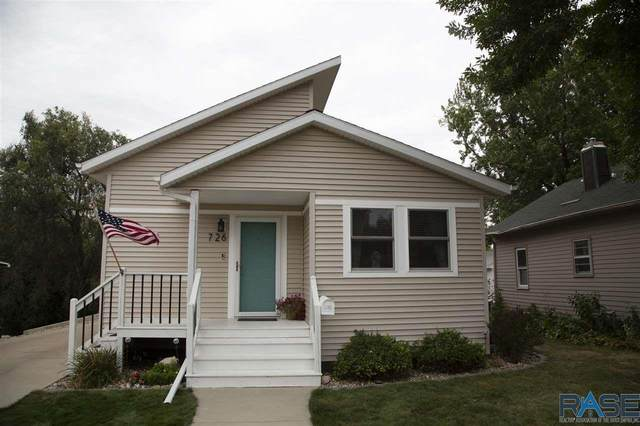726 N Highland Ave, Sioux Falls, SD 57103 (MLS #22005696) :: Tyler Goff Group