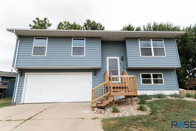 710 Royal Ave, Crooks, SD 57020 (MLS #22005699) :: Tyler Goff Group