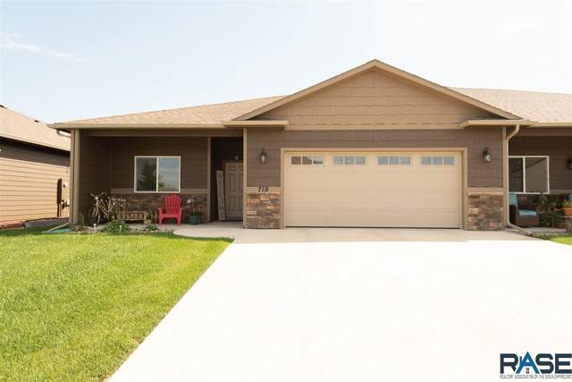719 E 73rd St, Sioux Falls, SD 57108 (MLS #22005727) :: Tyler Goff Group