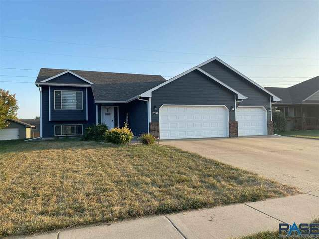713 Saint Jerome St, Harrisburg, SD 57032 (MLS #22005753) :: Tyler Goff Group