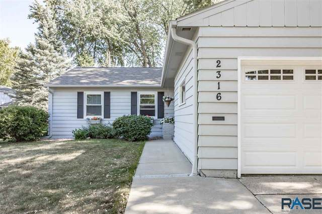 2316 S 5th Ave, Sioux Falls, SD 57105 (MLS #22005754) :: Tyler Goff Group