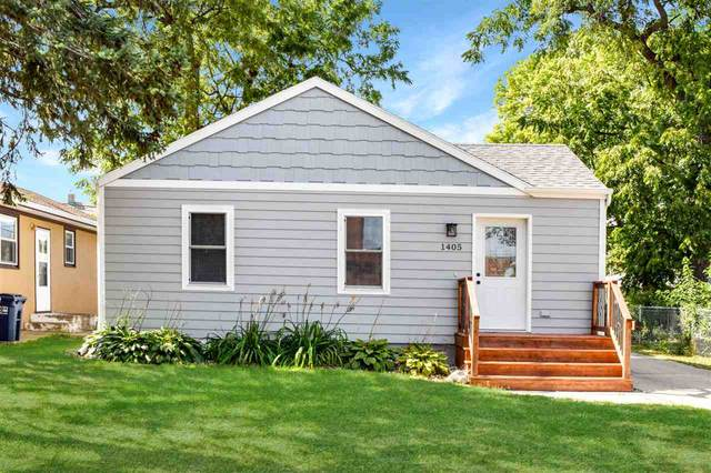 1405 S Duluth Ave, Sioux Falls, SD 57105 (MLS #22005772) :: Tyler Goff Group