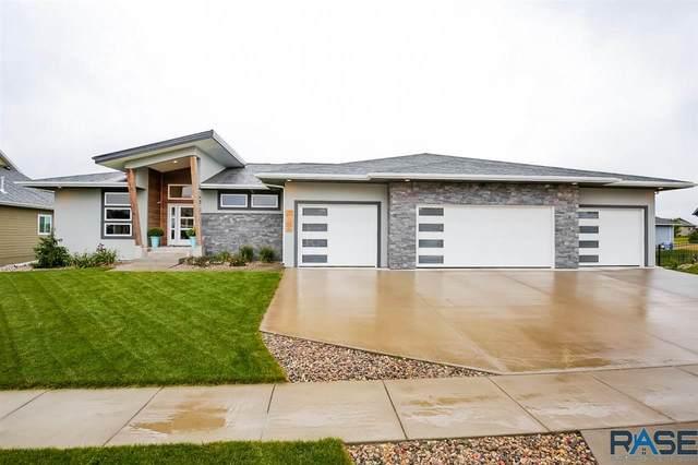 1405 S Scarlet Oak Trl, Sioux Falls, SD 57110 (MLS #22005774) :: Tyler Goff Group
