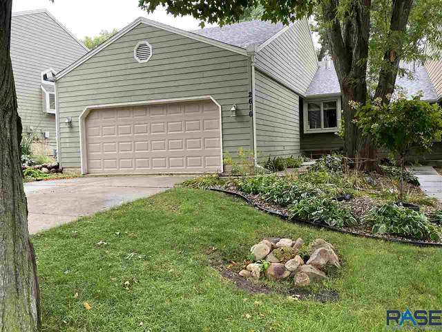 2616 S Ridgeview Way, Sioux Falls, SD 57105 (MLS #22005780) :: Tyler Goff Group