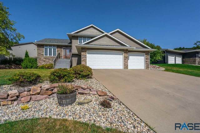 1318 N Vail Dr, Sioux Falls, SD 57110 (MLS #22005785) :: Tyler Goff Group