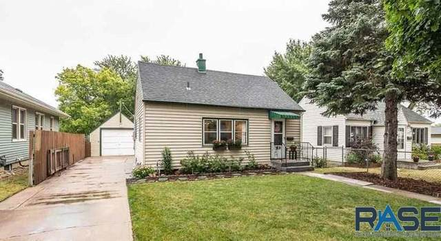 204 N Lewis Ave, Sioux Falls, SD 57103 (MLS #22005799) :: Tyler Goff Group