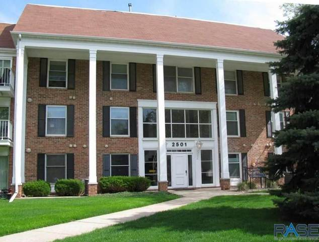 2501 S Kiwanis Ave #206, Sioux Falls, SD 57105 (MLS #22005801) :: Tyler Goff Group