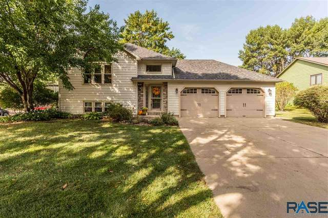 2813 S Melanie Ln, Sioux Falls, SD 57103 (MLS #22005823) :: Tyler Goff Group