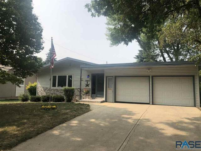 2805 S 1st Ave, Sioux Falls, SD 57105 (MLS #22005837) :: Tyler Goff Group