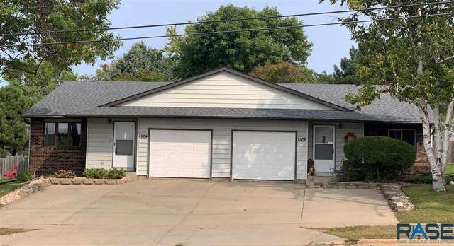 1504 E 57th St, Sioux Falls, SD 57108 (MLS #22005868) :: Tyler Goff Group