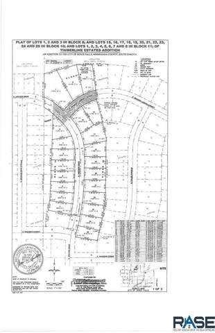 3313 E Broken Arrow St, Sioux Falls, SD 57103 (MLS #22005889) :: Tyler Goff Group