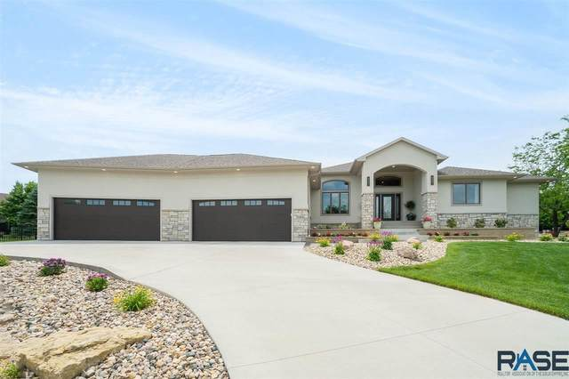 5401 S Sweetwater Pl, Sioux Falls, SD 57108 (MLS #22005929) :: Tyler Goff Group