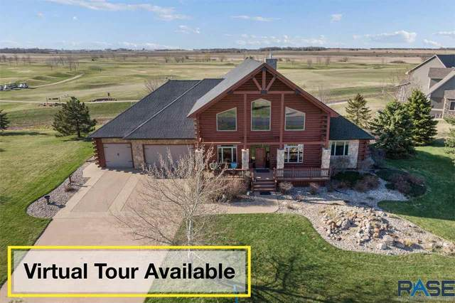47190 S Clubhouse Rd, Sioux Falls, SD 57108 (MLS #22005933) :: Tyler Goff Group