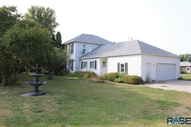 1141 21st St, Luverne, MN 56156 (MLS #22005938) :: Tyler Goff Group