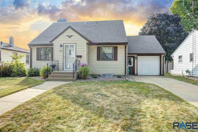 305 N Chicago Ave, Sioux Falls, SD 57103 (MLS #22005945) :: Tyler Goff Group