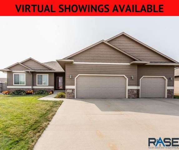 925 N Cole Ave, Tea, SD 57064 (MLS #22006002) :: Tyler Goff Group