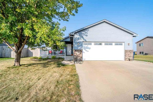 407 Almond Ave, Harrisburg, SD 57032 (MLS #22006030) :: Tyler Goff Group