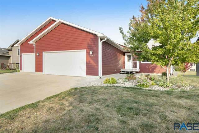 3908 S Villanova Ave, Sioux Falls, SD 57106 (MLS #22006042) :: Tyler Goff Group