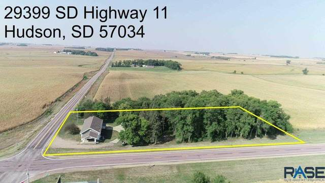 29399 Sd 11 Hwy, Hudson, SD 57034 (MLS #22006069) :: Tyler Goff Group