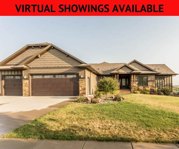 8900 W Dragonfly Dr, Sioux Falls, SD 57107 (MLS #22006091) :: Tyler Goff Group