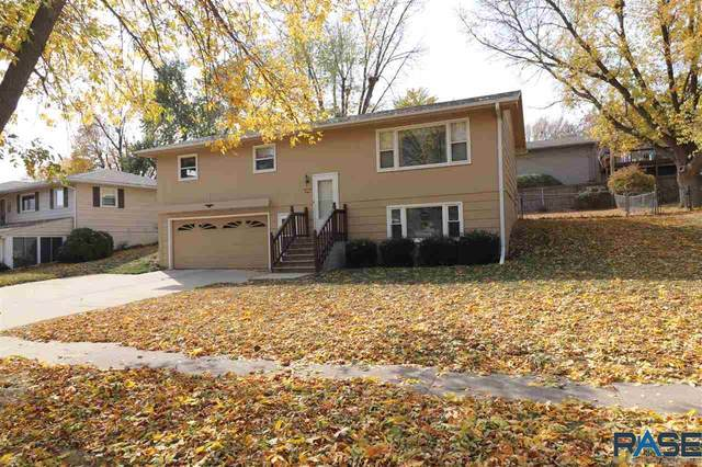 3101 S Williams Ave, Sioux Falls, SD 57105 (MLS #22006414) :: Tyler Goff Group
