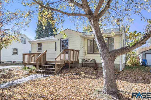 1109 N Holly Ave, Sioux Falls, SD 57104 (MLS #22006465) :: Tyler Goff Group