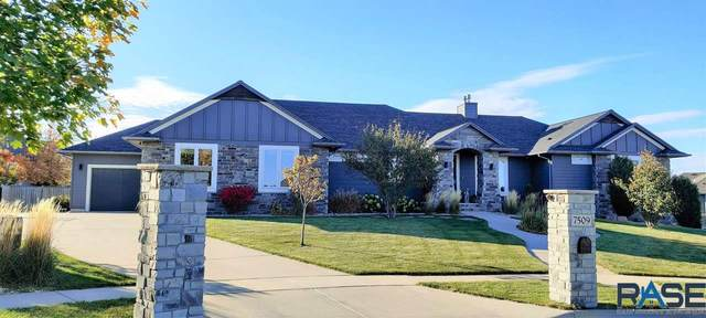 7509 S Chatworth Cir, Sioux Falls, SD 57108 (MLS #22006501) :: Tyler Goff Group