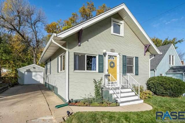 407 S Euclid Ave, Sioux Falls, SD 57104 (MLS #22006508) :: Tyler Goff Group