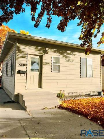 610 W 31st St, Sioux Falls, SD 57105 (MLS #22006510) :: Tyler Goff Group