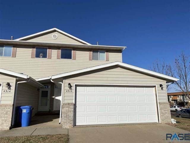 4316 E 15th St, Sioux Falls, SD 57103 (MLS #22006820) :: Tyler Goff Group