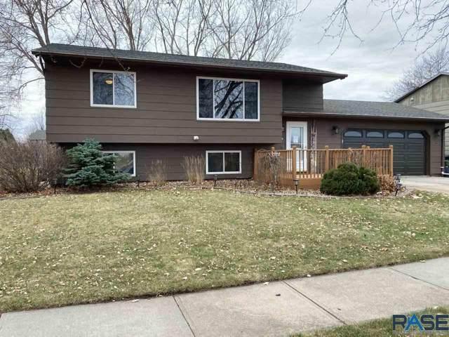 6109 W Bakker Park Dr, Sioux Falls, SD 57106 (MLS #22007084) :: Tyler Goff Group