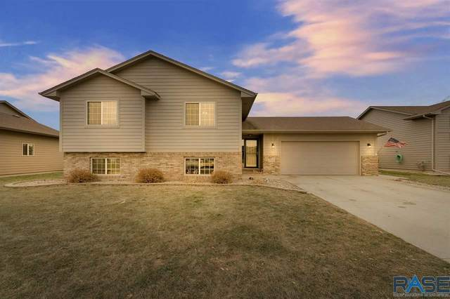 705 Honeysuckle Dr, Harrisburg, SD 57032 (MLS #22007091) :: Tyler Goff Group