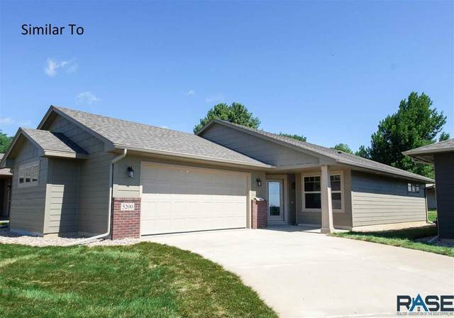 5104 E 64th St, Sioux Falls, SD 57108 (MLS #22007100) :: Tyler Goff Group