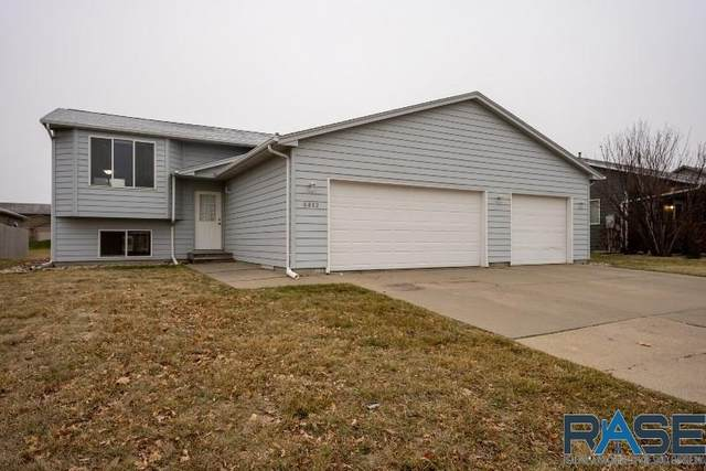 6812 S Connie Ave, Sioux Falls, SD 57108 (MLS #22007112) :: Tyler Goff Group