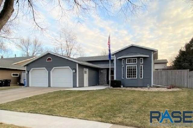 1109 E 61st St, Sioux Falls, SD 57108 (MLS #22007345) :: Tyler Goff Group