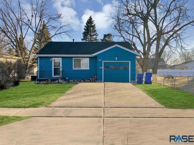119 W 41st St, Sioux Falls, SD 57105 (MLS #22007383) :: Tyler Goff Group