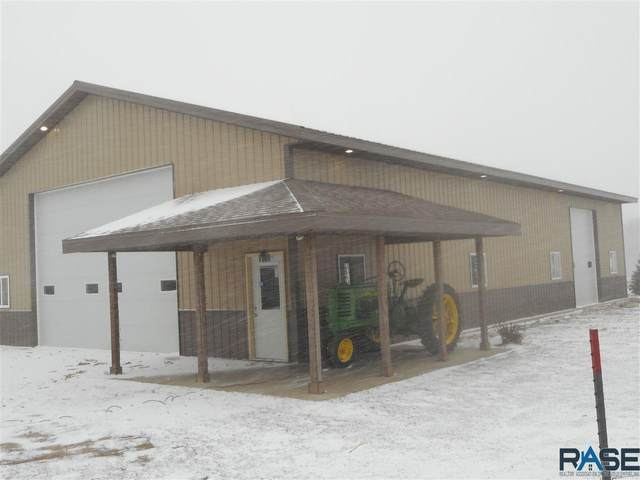 401 E 1st St, Alcester, SD 57001 (MLS #22007429) :: Tyler Goff Group