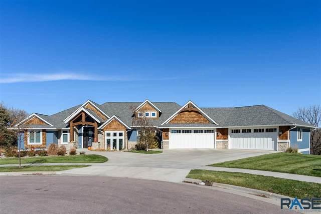 9004 E Torrey Pine Cir, Sioux Falls, SD 57110 (MLS #22007441) :: Tyler Goff Group