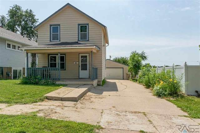 1005 E 9th St, Sioux Falls, SD 57103 (MLS #22100148) :: Tyler Goff Group