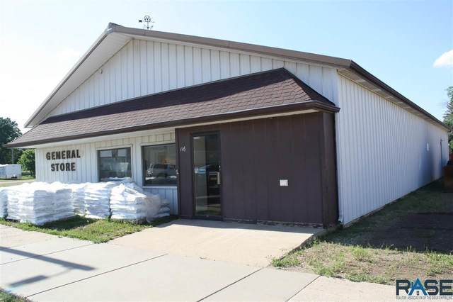 116 Main St, Montrose, SD 57048 (MLS #22100268) :: Tyler Goff Group