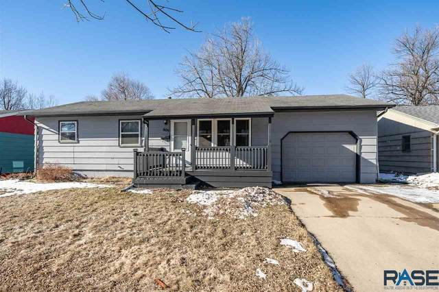 809 S Highland Ave, Sioux Falls, SD 57103 (MLS #22100283) :: Tyler Goff Group