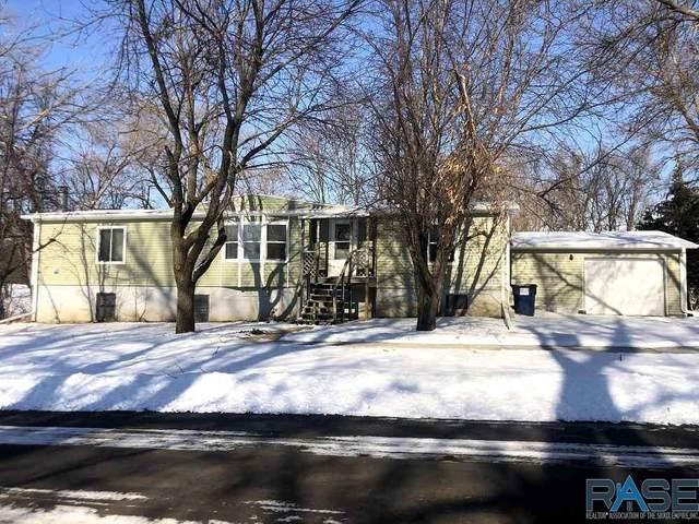 320 E 5th St, Bridgewater, SD 57319 (MLS #22100548) :: Tyler Goff Group