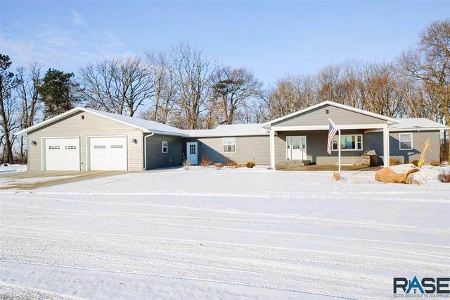 46845 238th St, Colman, SD 57017 (MLS #22100565) :: Tyler Goff Group
