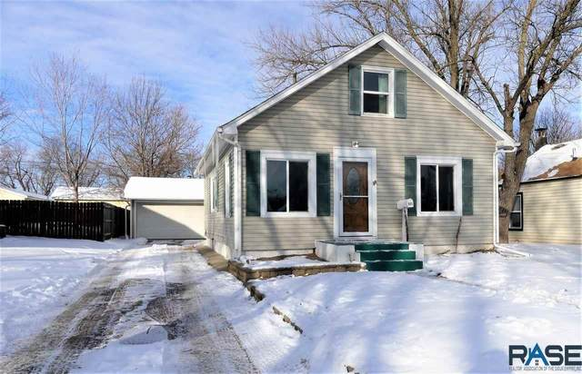 805 S Van Eps Ave, Sioux Falls, SD 57104 (MLS #22100566) :: Tyler Goff Group