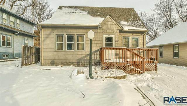 1008 Prairie Ave, Sioux Falls, SD 57105 (MLS #22100627) :: Tyler Goff Group